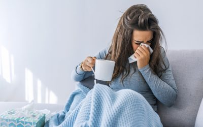 How to Stop a Cold from Becoming Pneumonia